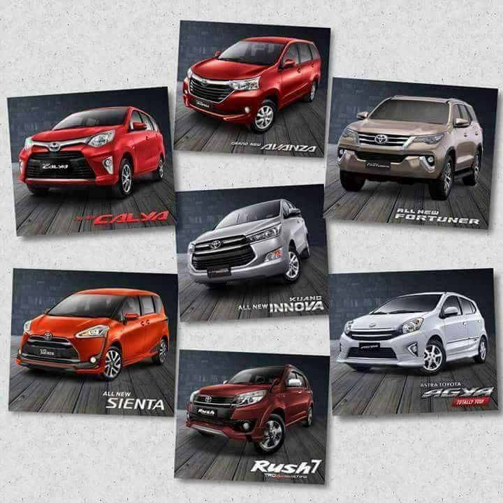 Toyota memberikan pilihan kendaraan buat keluarga tercinta,pastikan sales Mario 081242158413