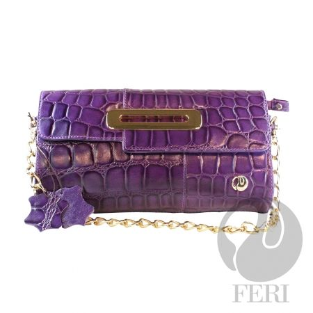 Amethyst Clutch  (click on pic to go to my website)