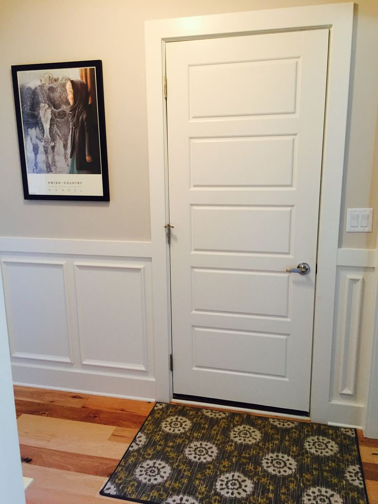 Interior Paint Colors With Wood Trim