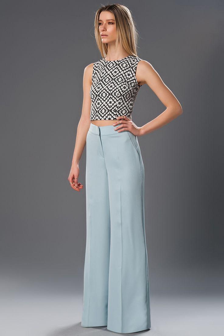 Mavi Pantolon MLWSS156280 Milla by trendyol | Trendyol