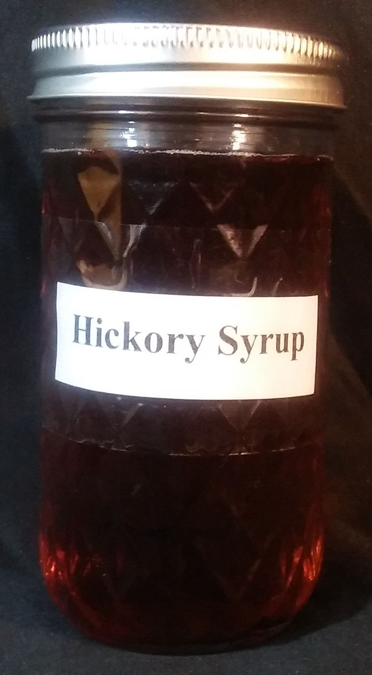 17 best images about hickory syrup nuts bark trees and recipes on pinterest jars the - Fir tree syrup recipe and benefits ...