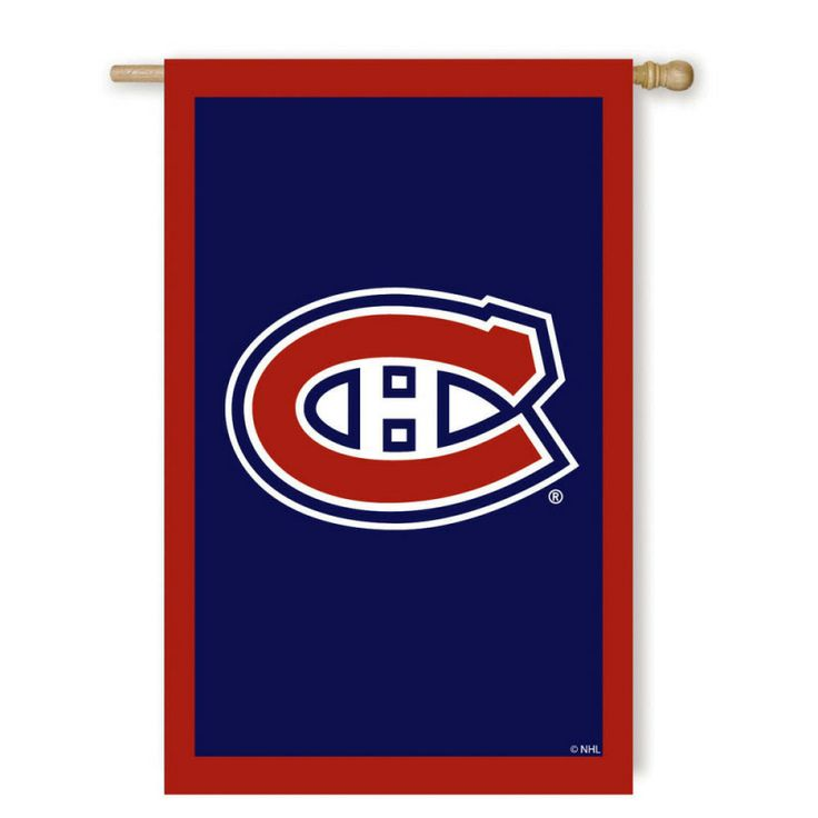 Montreal Canadiens Decorative Flag / Banner $39.98