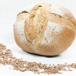 Knuspriges Dinkel-Brot | ichliebebacken.de