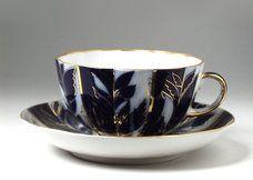 Teáscsésze és csészealj Tulip