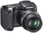 Nikon L110 Coolpix 12.1Mp 15x Opt Zoom Digital Camera  $153.99