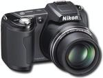 Nikon L110 Coolpix 12.1Mp 15x Opt Zoom Digital Camera  $153.99