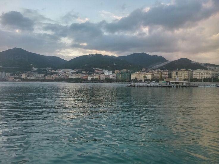 Lungo Mare. Salerno
