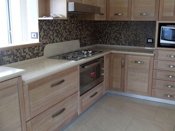 euro-marmi-piano-cucina-quarzo-beige.jpg (1024×768) | Cucine ...