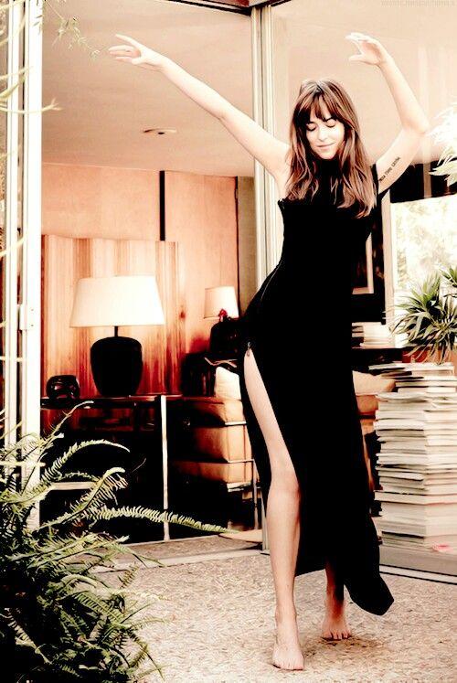 My favourite  photo of Dakota Johnson ❤