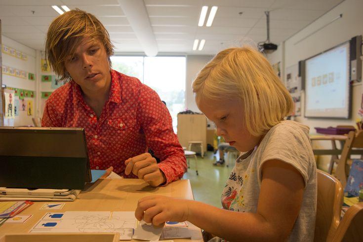 Startersset KleuterApps | MeesterSander.nl