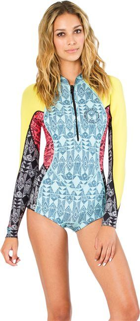 BILLABONG SALTY DAYZ SPRING SUIT > Surf > Wetsuits > Womens Wetsuits | Swell.com