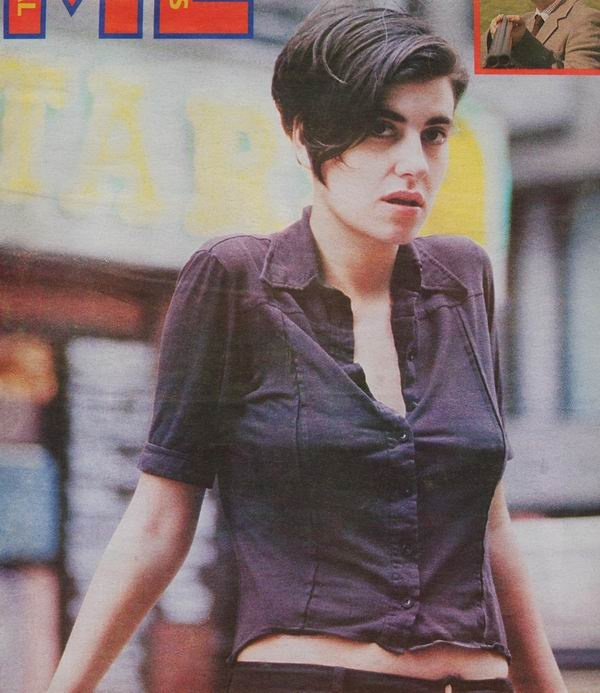 Justine Frischmann... I think I'm going for her hair next