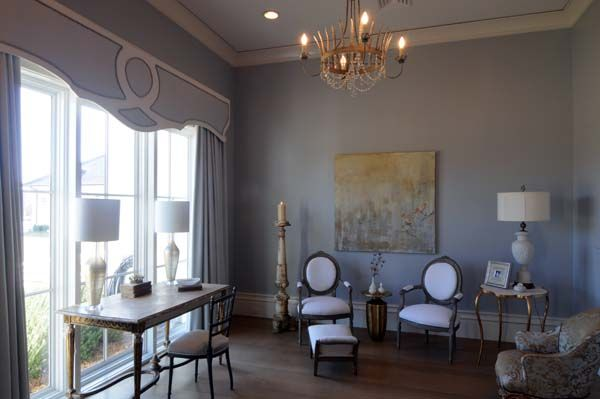 Residence In Alexandria Louisiana French Inspired Interior Design By New Orleans Designer Stacey Serro P L A I D Parisfinds