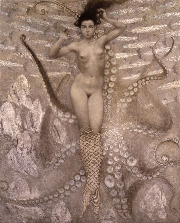 Toshiyuki Enoki. Paintings by Japanese artist... - Supersonic Electronic Art