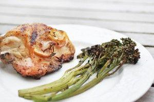 Grilled Split Chicken Breasts #autoimmunepaleo #autoimmuneprotocol