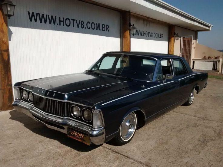 Hotv8 Vende Ford Galaxie Landau 1979 V8 - Ano 1979 - 160000 km - em Mercado…