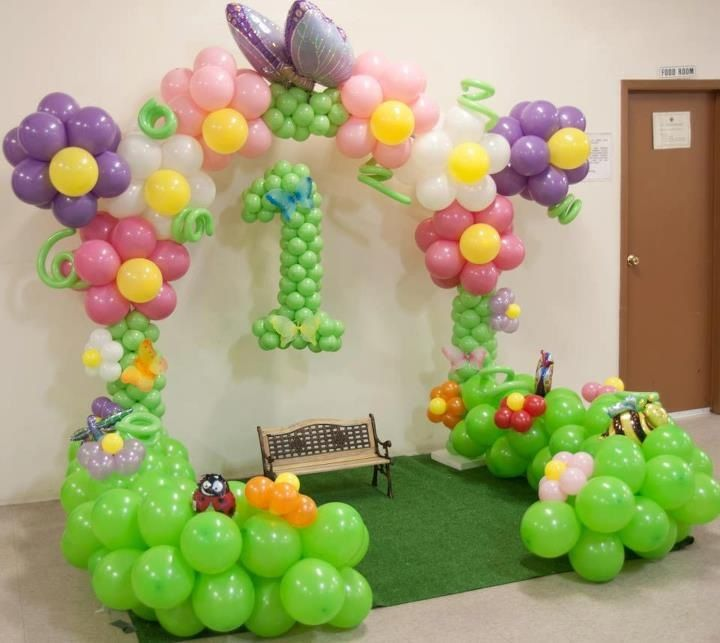 480 best Arcos globos images on Pinterest Balloon decorations