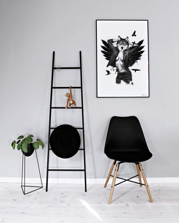 She Wolf✖️ #poftArt #wallart #wallcandy #poster #artprint #artwork #interior #nordichome