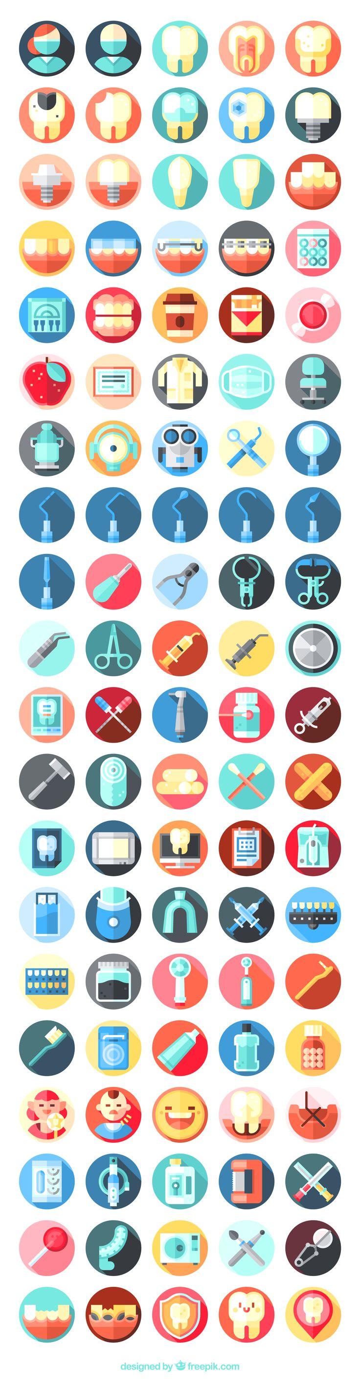 100 Free dental care icons! Flaticon.