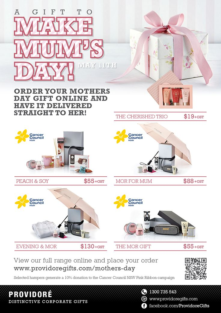 Mothers Day A4 flyer