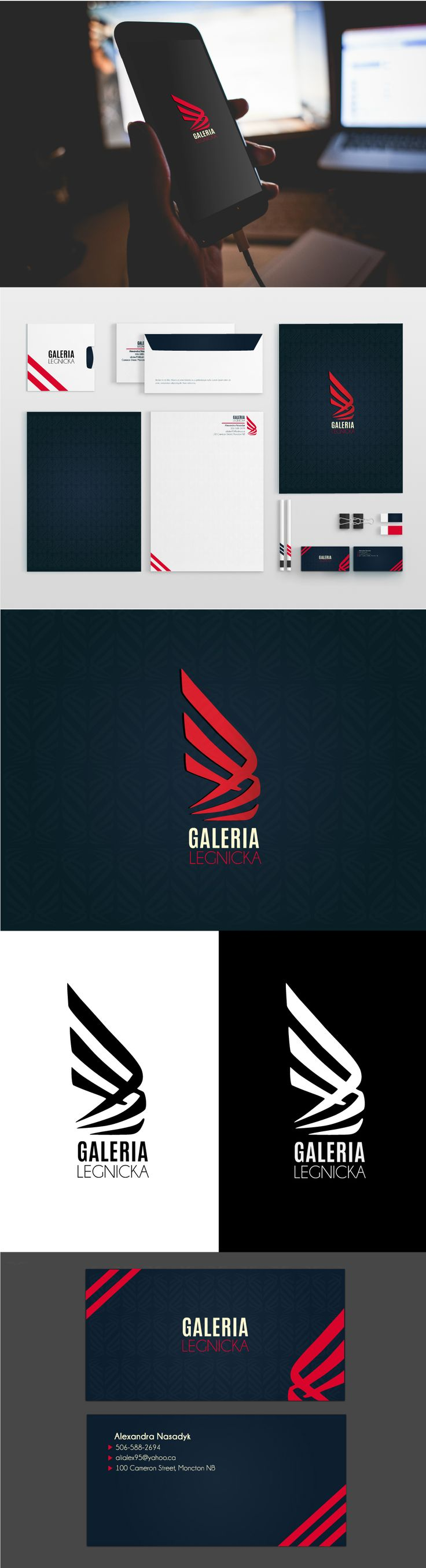 Branding practice. We took a logo from online, enhanced it, then created a branding scheme for it
