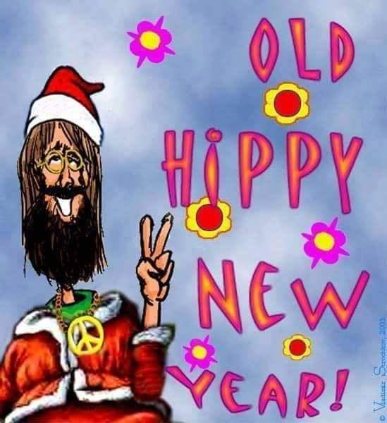 New Year Eve Peace