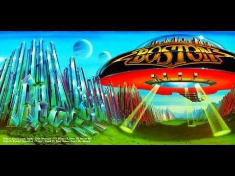 Boston - Don't Look Back (1978) [Full Album]      *RIP Brad Delp*