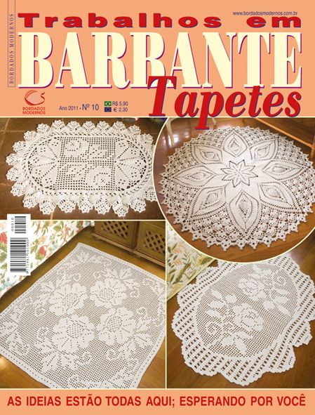 Crochet Doilies Magazines - This is a paid service