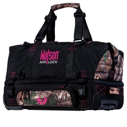 Watson Airlock Bottomless26 Pink/Realtree Xtra