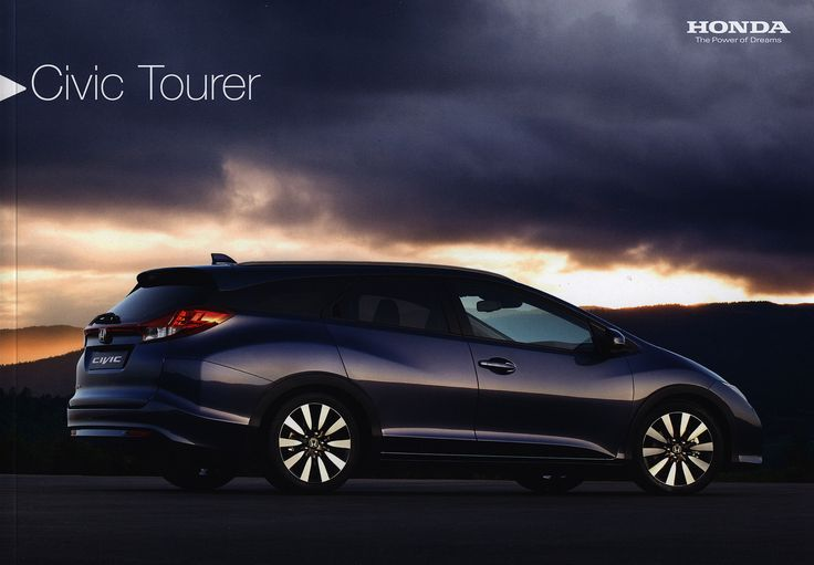https://flic.kr/p/N3eBqP | Honda Civic Tourer; 2015_1