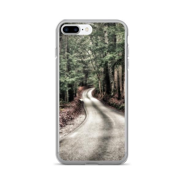 Mountain Road iPhone 7/7 Plus Case  #rustic #art #countryliving #love #artist #nature #farmhouse #country