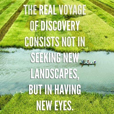 Take a real voyage.....