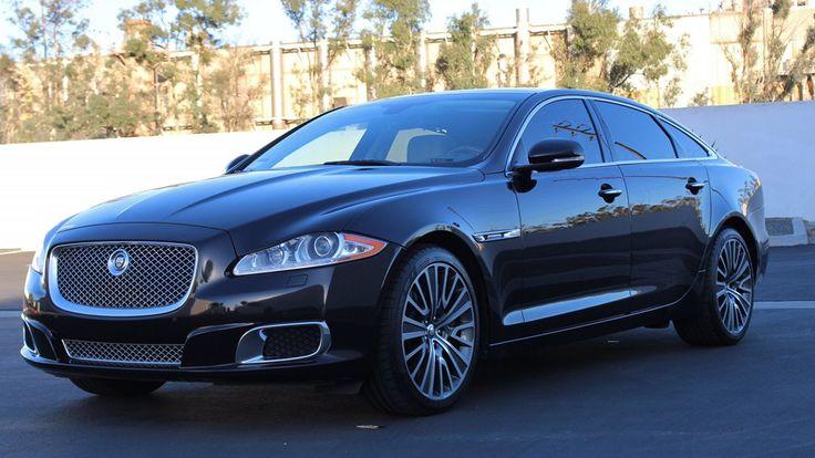 2013 Jaguar XJL Ultimate presented as Lot F90.1 at Anaheim, CA