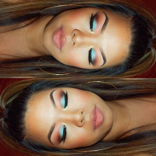 I love this look. Cute SF Bay Area MUA. Her looks are amazing.  Makeup done right. #makeup