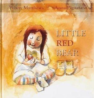 The Little Red Bear - Penny Matthews