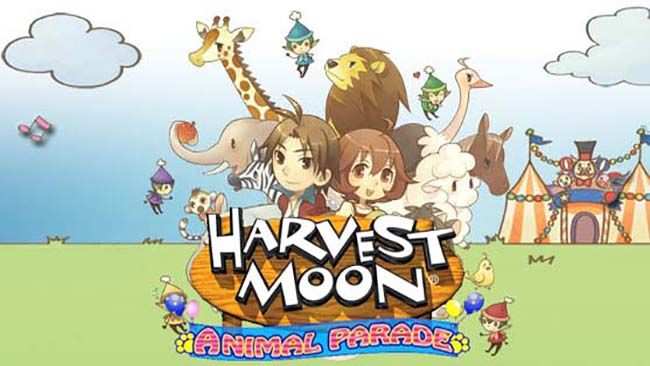 Harvest Moon Animal Parade WII ISO Download (USA) - https://www.ziperto.com/harvest-moon-animal-parade-wii-iso/