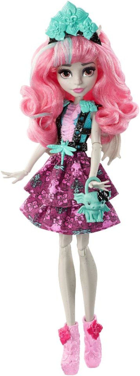 Monster High Party Rochelle Goyle Booquets Fashion Doll