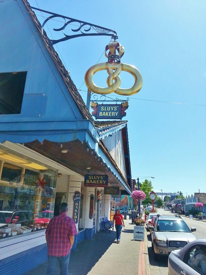 Sluys Bakery, Poulsbo, Washington - always worth the trip!
