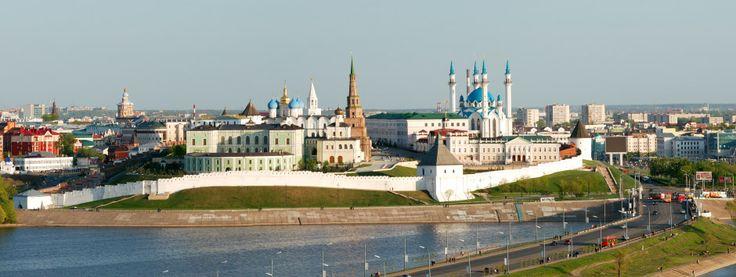 Kreml, Kasan, Russland