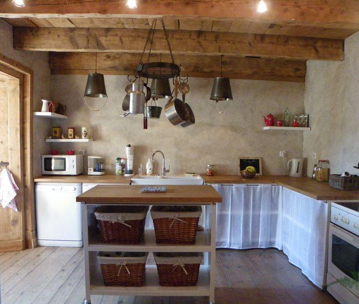 Rideau pour cuisine meuble rideau cuisine but cuisine - Rideau de cuisine moderne ...