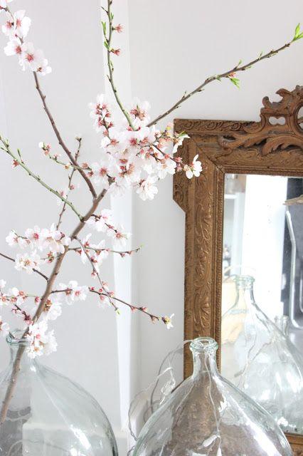 regardsetmaisons: Fleur d'amande - Dreamcatcher inspiration -