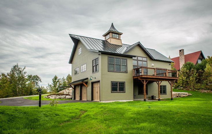 Cabot Barn Yankee Barn Homes Design
