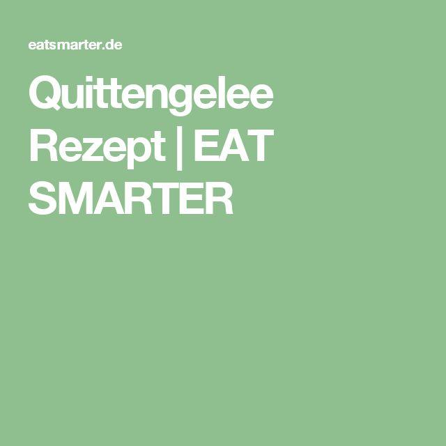 Quittengelee Rezept | EAT SMARTER