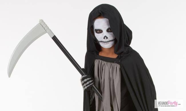 Trasformati nel più spaventoso scheletro di Halloween, con un make up facile e rapido!