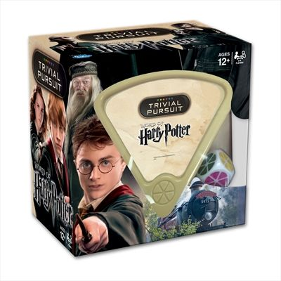 Harry Potter Trivial Pursuit Games, Merchandise | Sanity