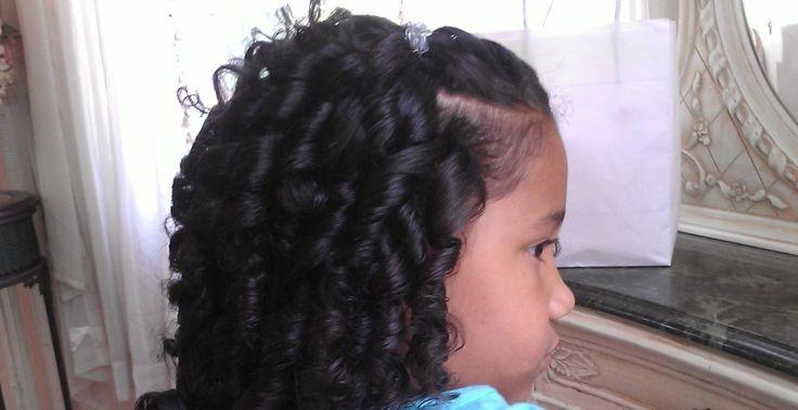 Black Hair Roller Set Styles: Rollers, Roller Set