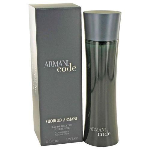 Armani Code by Giorgio Armani Eau De Toilette Spray 4.2 oz