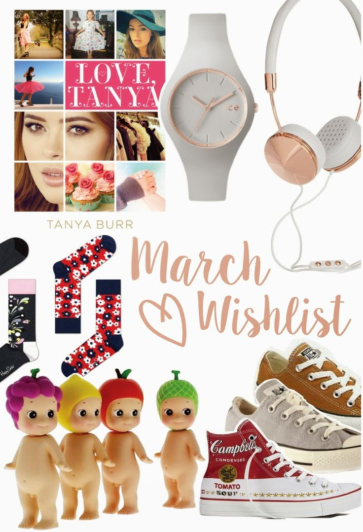 Wishlist // March 2015