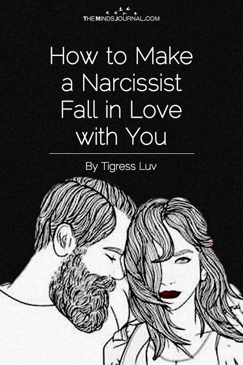 how to make a sociopath fall in love with you