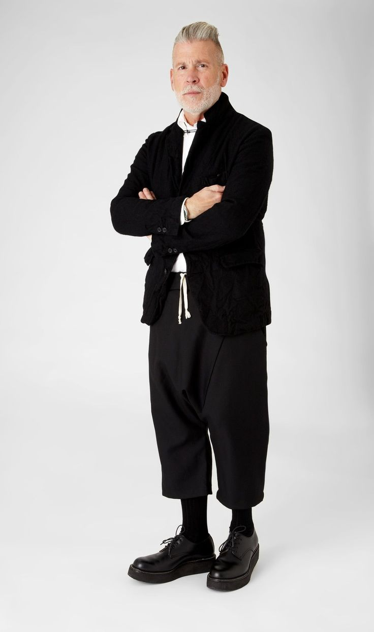 nick wooster, from street style star to fashion designer | read | i-D